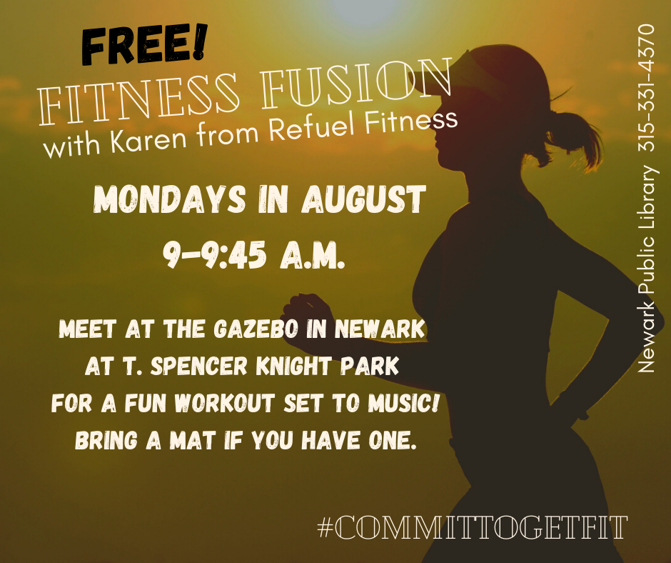 In the Park Fitness Fusion with Karen from Refuel
