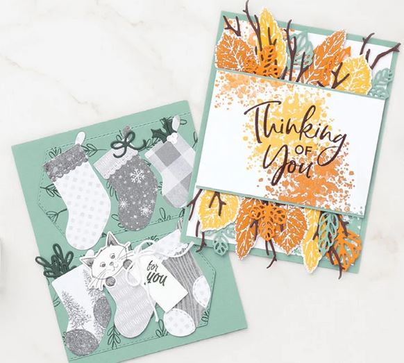 Stamping with Nancy