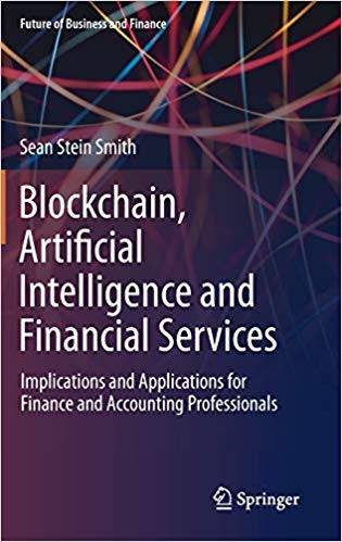 Reading with Sean Stein-Smith: Blockchain, Artificial Intelligence and Financial Services