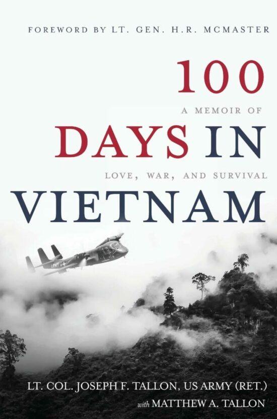 Gutman Library Book Talk: 100 Days in Vietnam: A Memoir of Love, War, and Survival