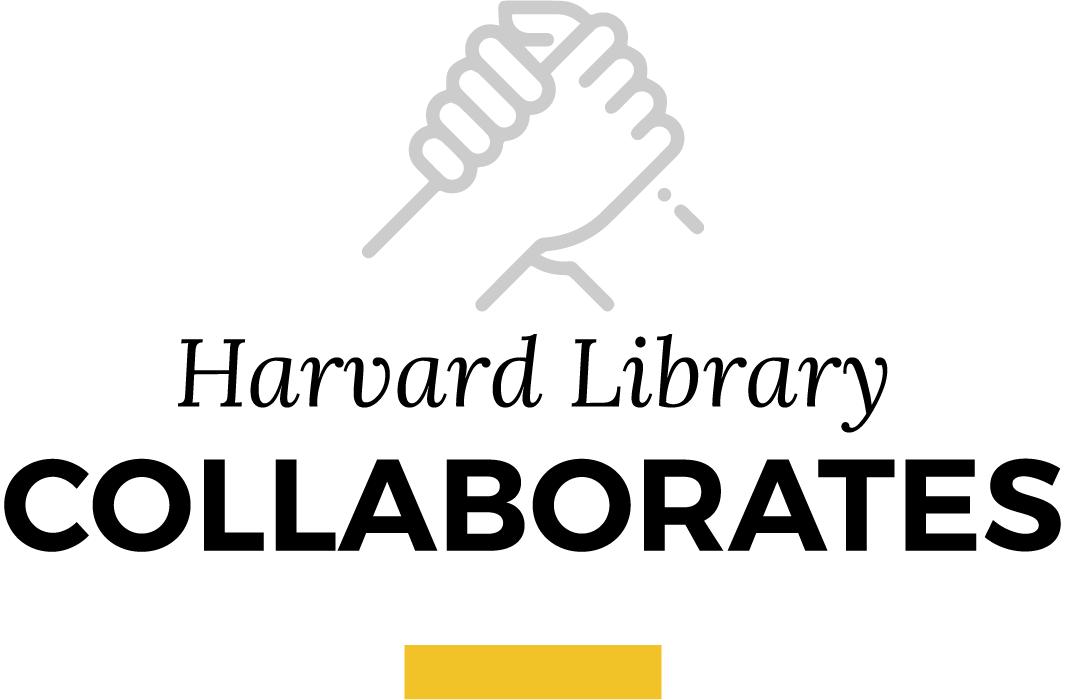 Winter 2021 Harvard Library Collaborates