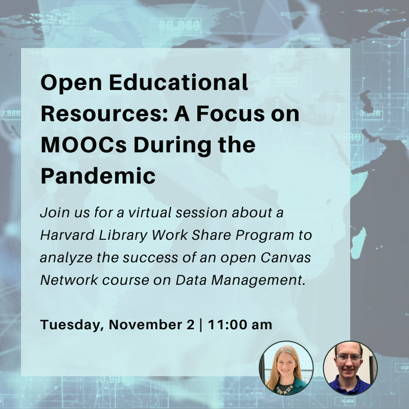 Open Educational Resources: A Focus on MOOCs During the Pandemic