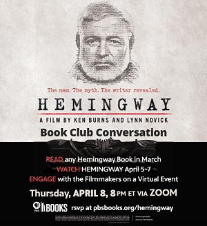 PBS Books HEMINGWAY Book Club Conversation