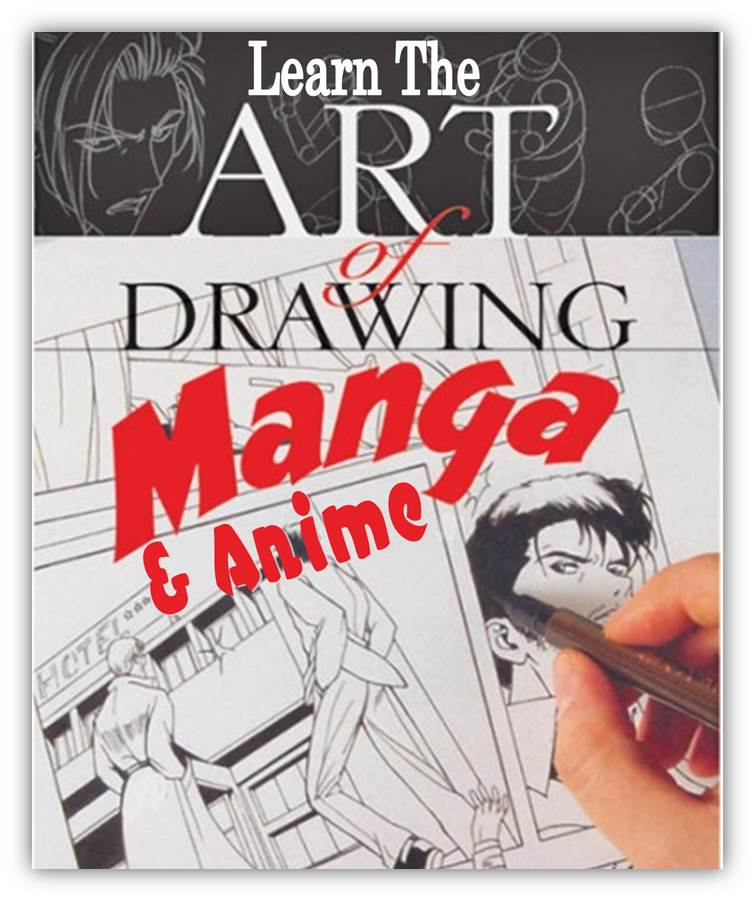 Learn To Draw Anime & Manga Workshop