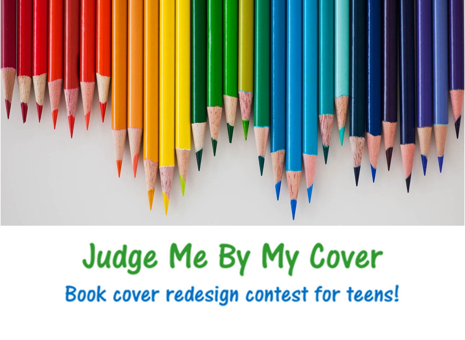 Teen Book Cover Re-Design Contest