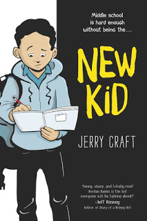 Family Book Discussion: New Kid by Jerry Craft