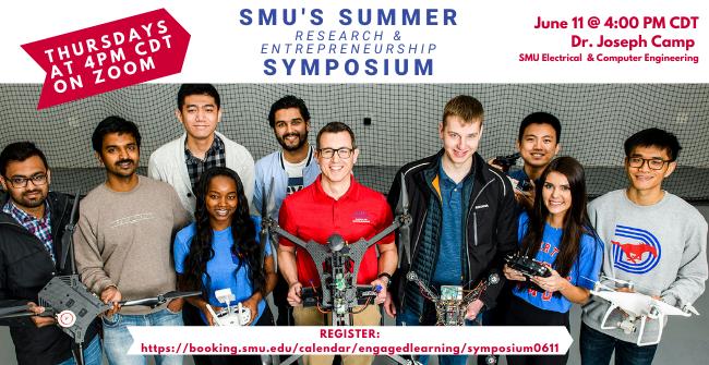 Summer Research & Entrepreneurship Symposium - 6/11 Session
