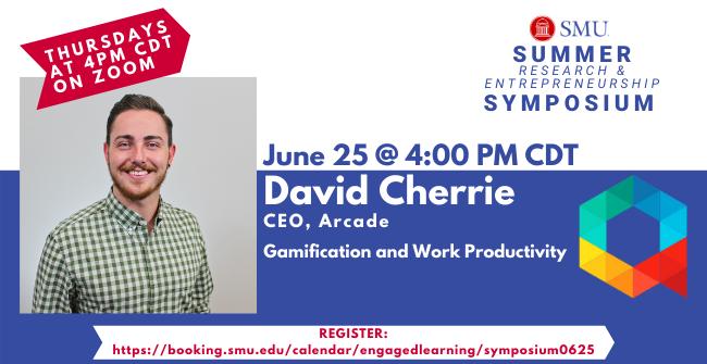 Summer Research & Entrepreneurship Symposium - 6/25 Session