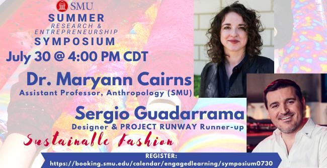 Summer Research & Entrepreneurship Symposium - 7/30 Session