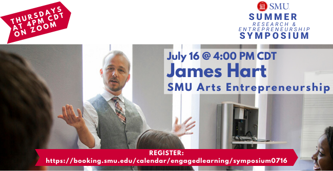 Summer Research & Entrepreneurship Symposium - 7/16 Session