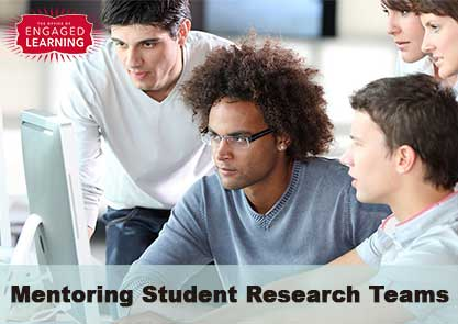 Mentoring Student Research Teams
