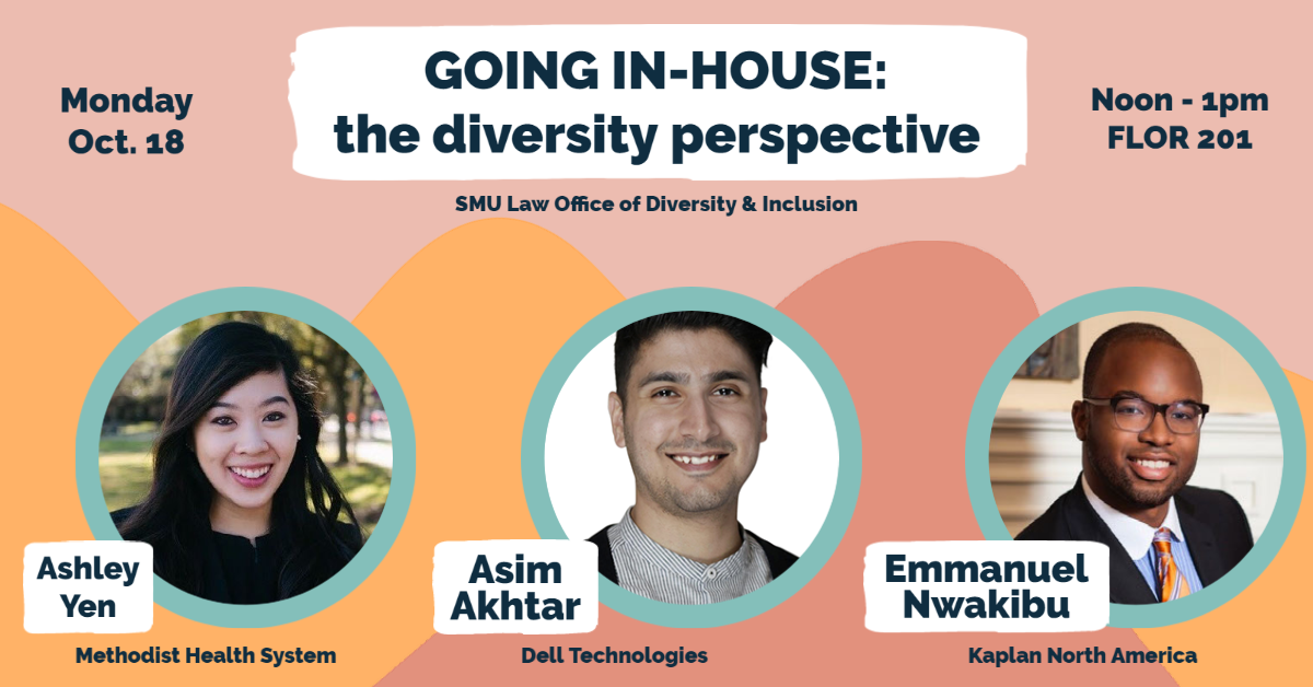 GOING IN HOUSE: The Diversity Perspective