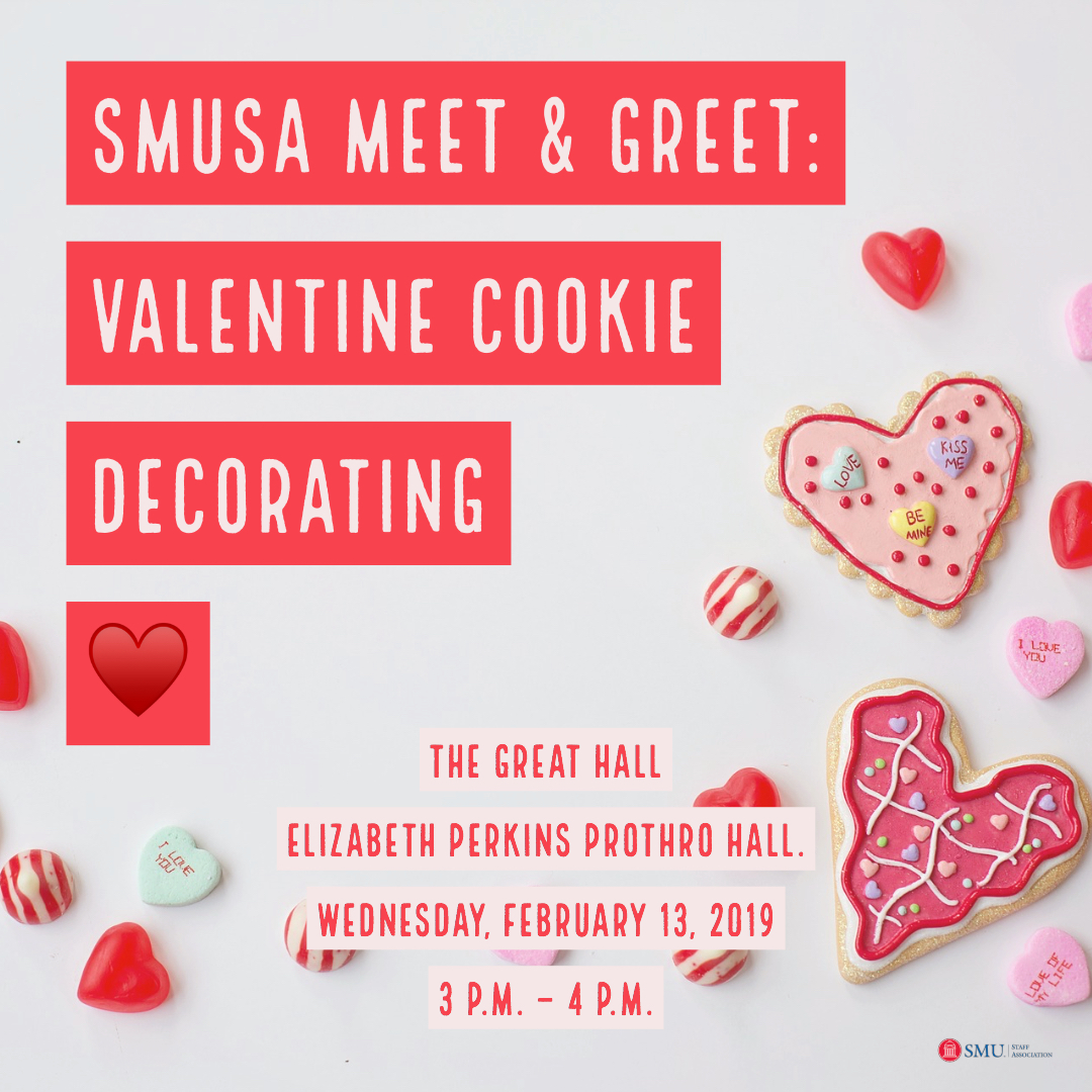 Meet & Greet: Valentines Cookie Decorating