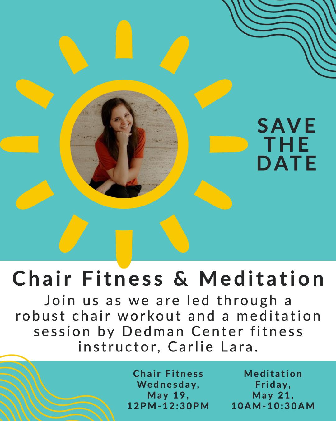 SMUSA STAFF APPRECIATION WEEK: Meditation with Carlie Lara