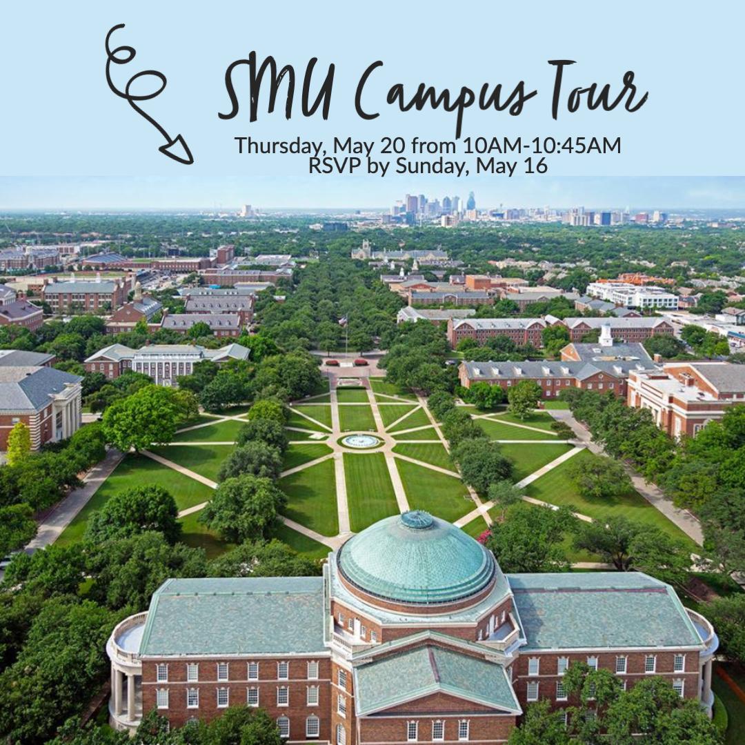 SMUSA STAFF APPRECIATION WEEK: Campus Tour