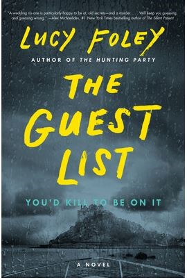 """SMUSA Book Club: """"The Guest List"""""""