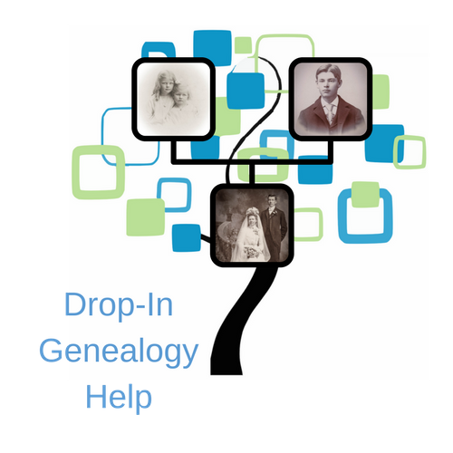 Drop-In Genealogy Help