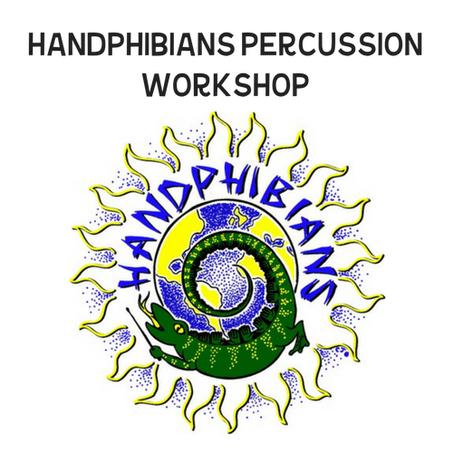 Handphibians Percussion Workshop for Teens