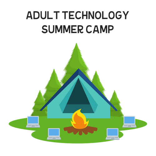 Adult Summer Technology Camp - Getting Started with the Keyboard
