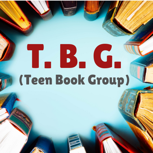 Virtual TBG (Teen Book Group)
