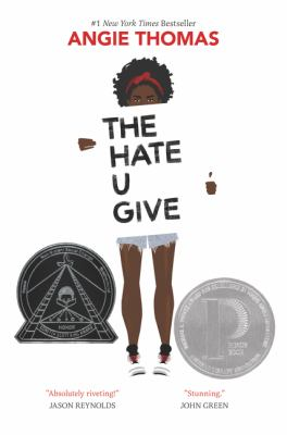 Book Discussion- The Hate U Give, by Angie Thomas