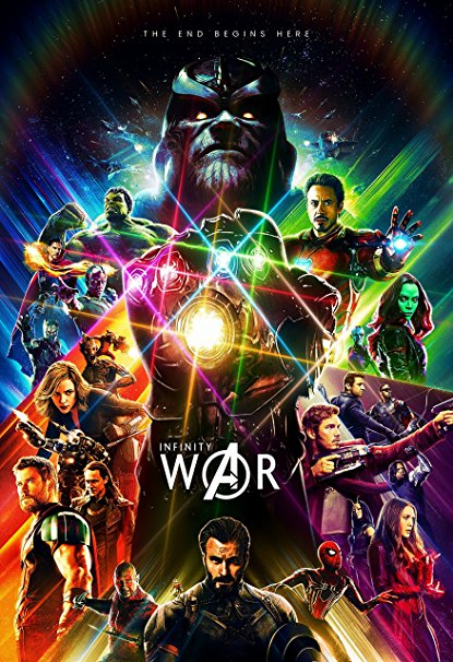 Teen Movie Night: Infinity War