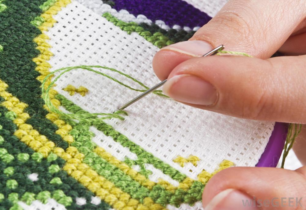 Thursday's Threads Cross-Stitch Class