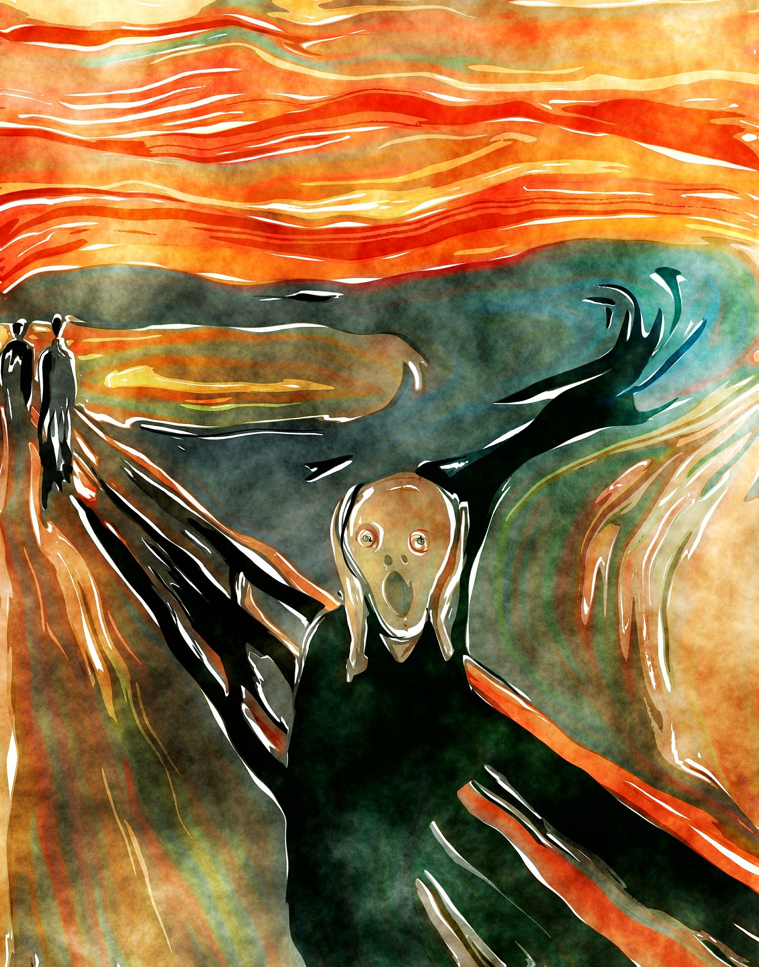 """The Scream"""