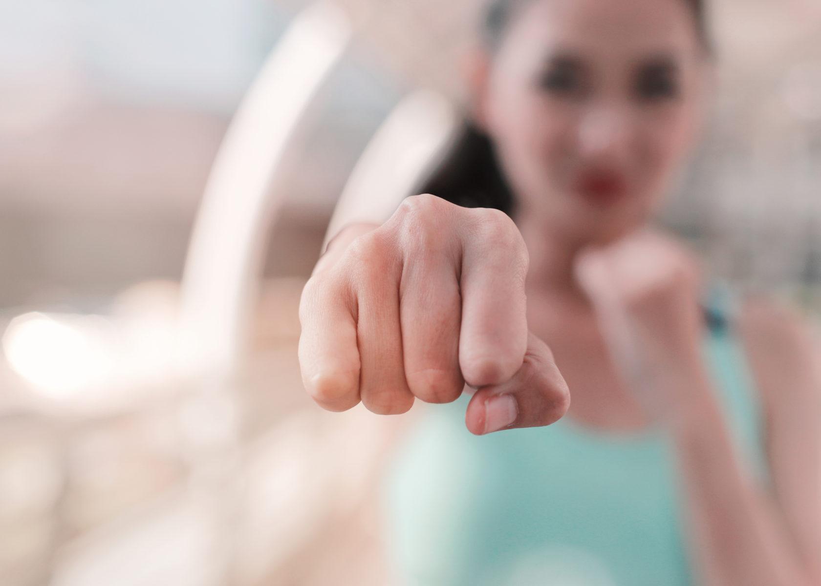 Women's Basic Self Defense