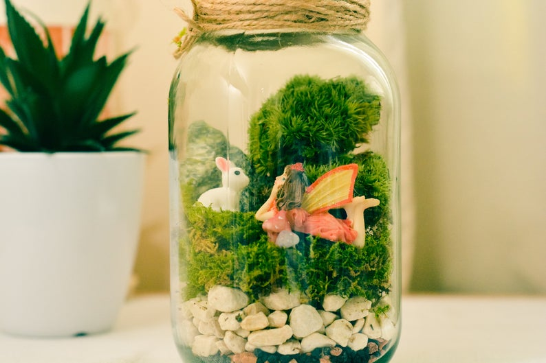 Take and Make Fairy Garden