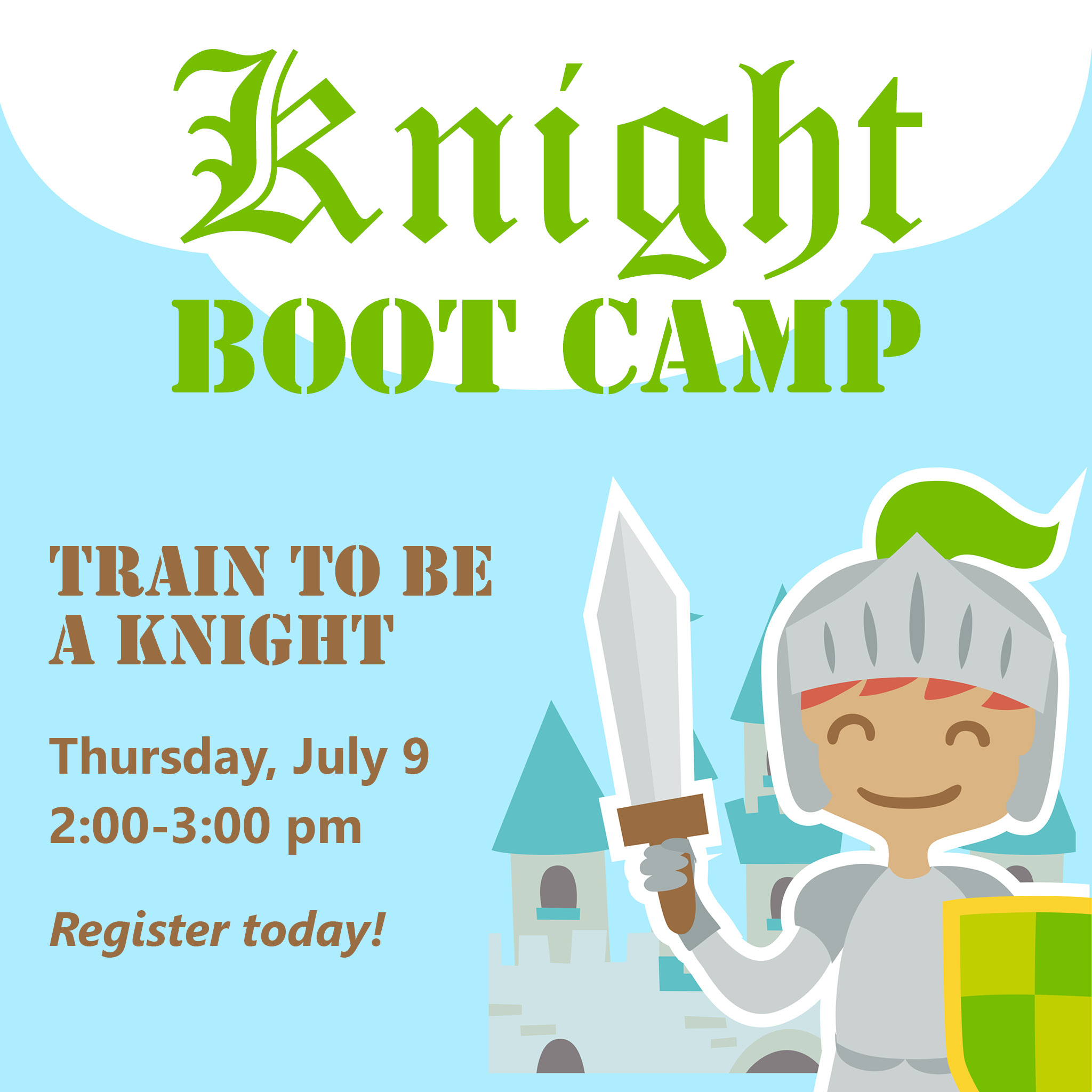 Knight Boot Camp