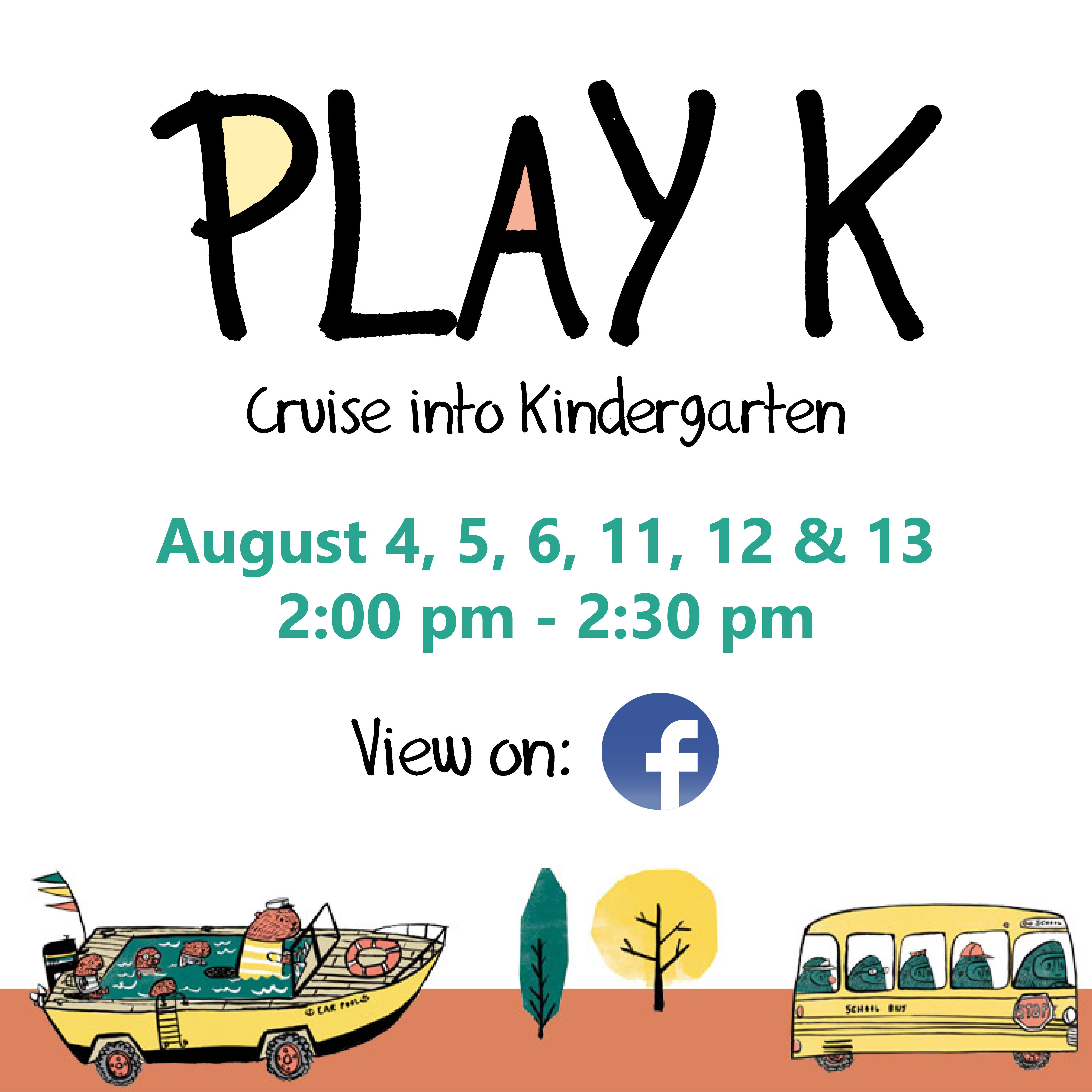 Cruise Into Kindergarten