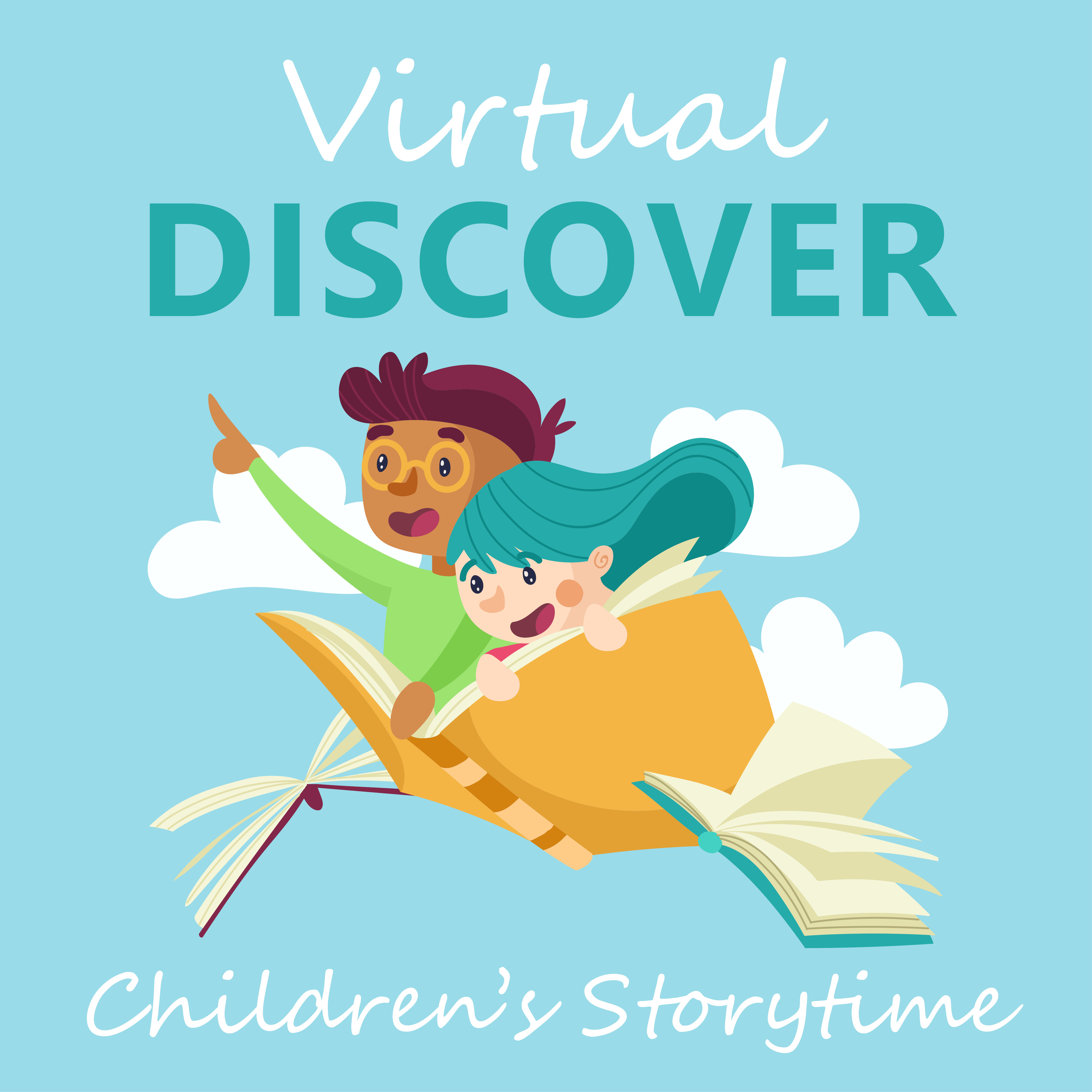Virtual Discover Storytime