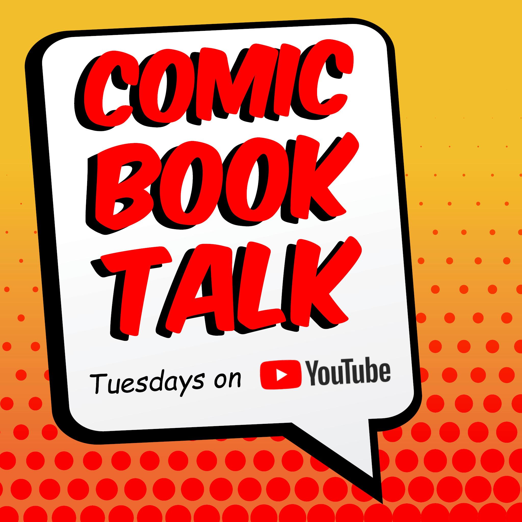 Comic Book Talk