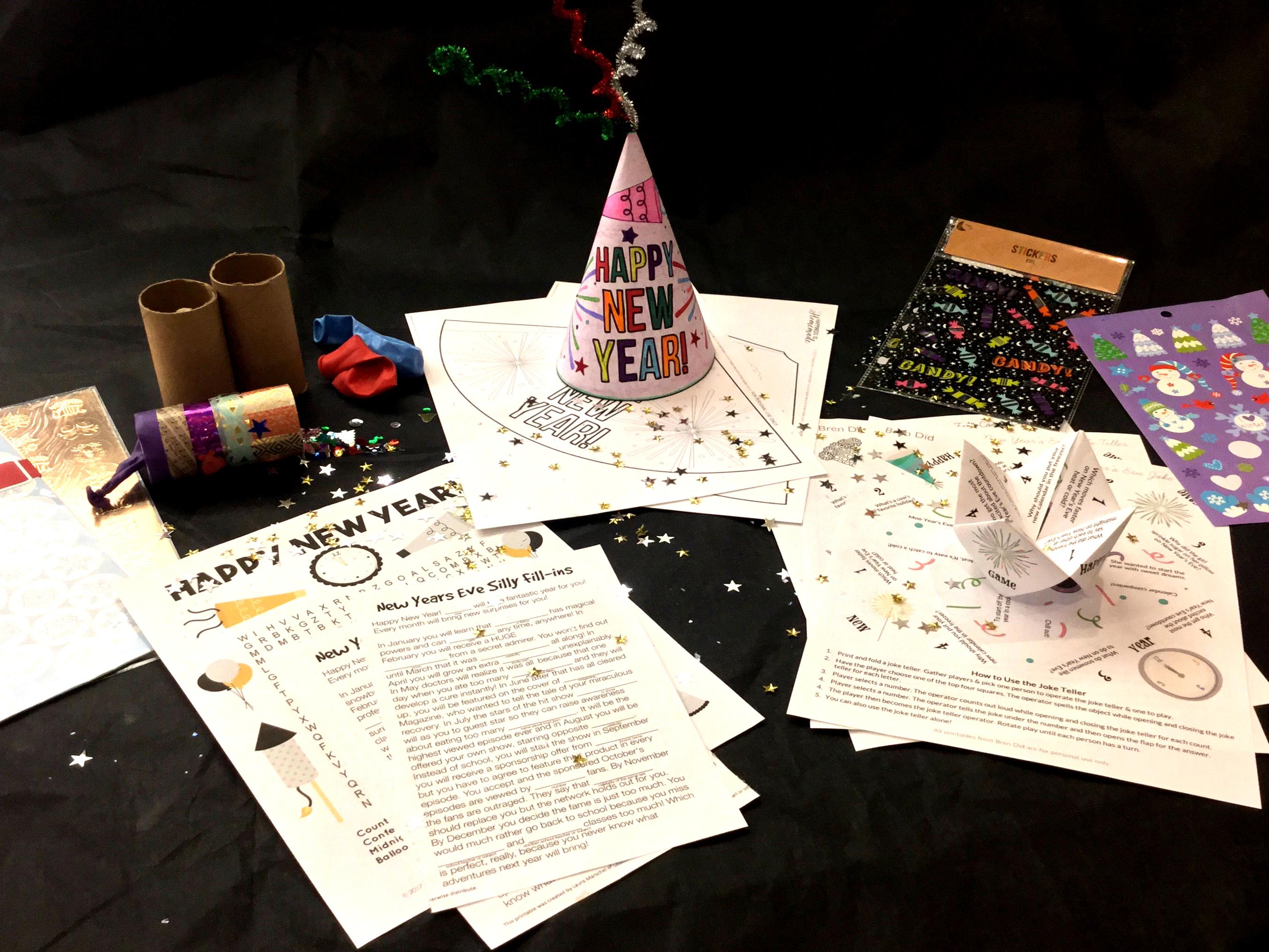 Create a Celebration Take and Make Craft