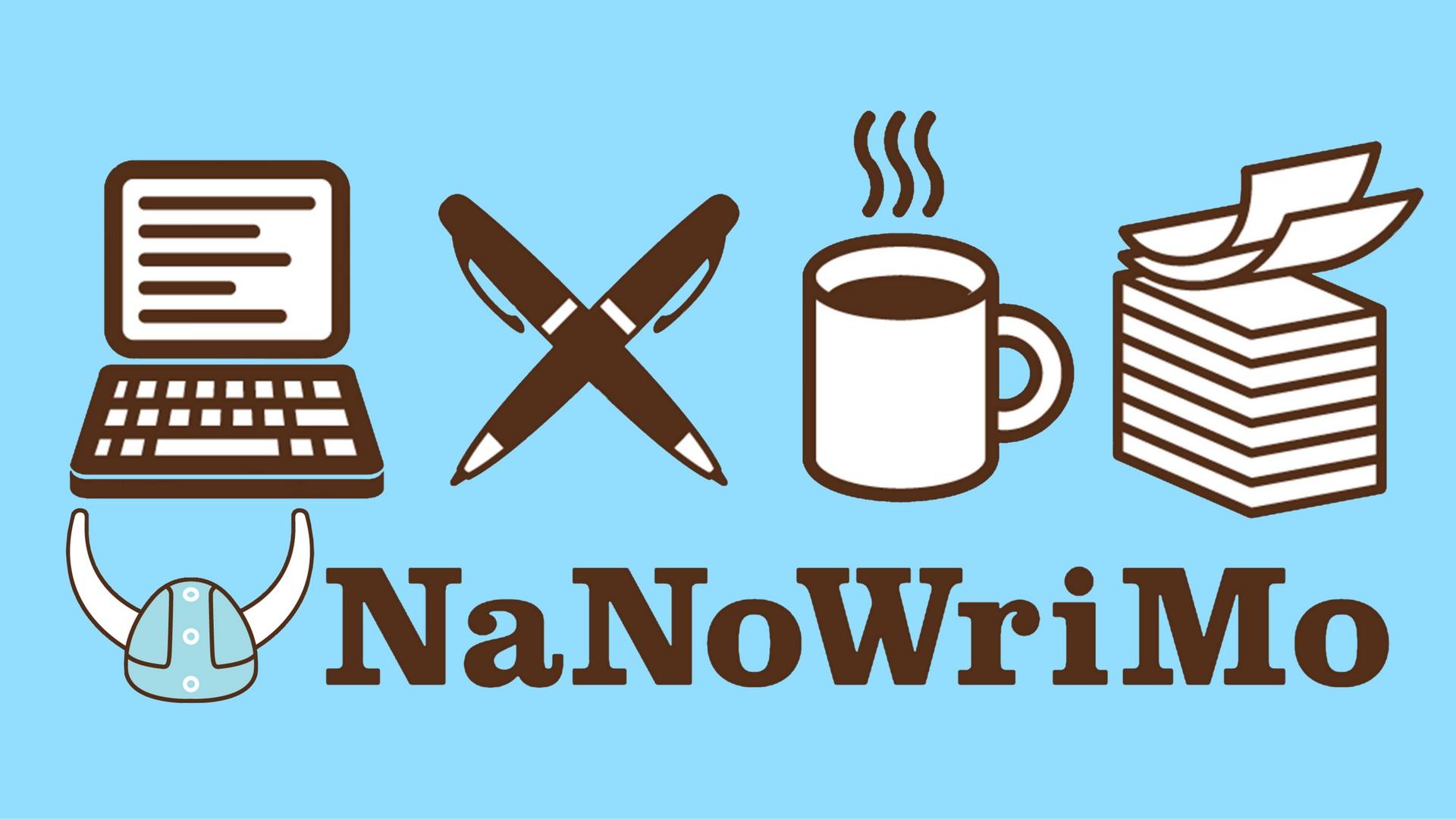 NaNoWriMo Come Write In