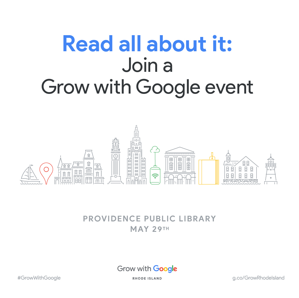 Grow with Google Providence