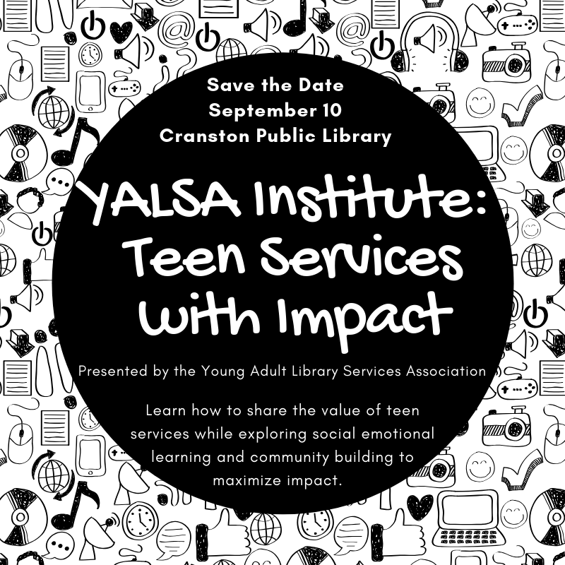 YALSA Institute: Teen Services with Impact