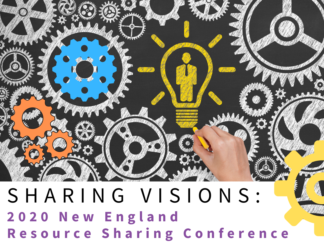 Sharing Visions: New England Resource Sharing Conference