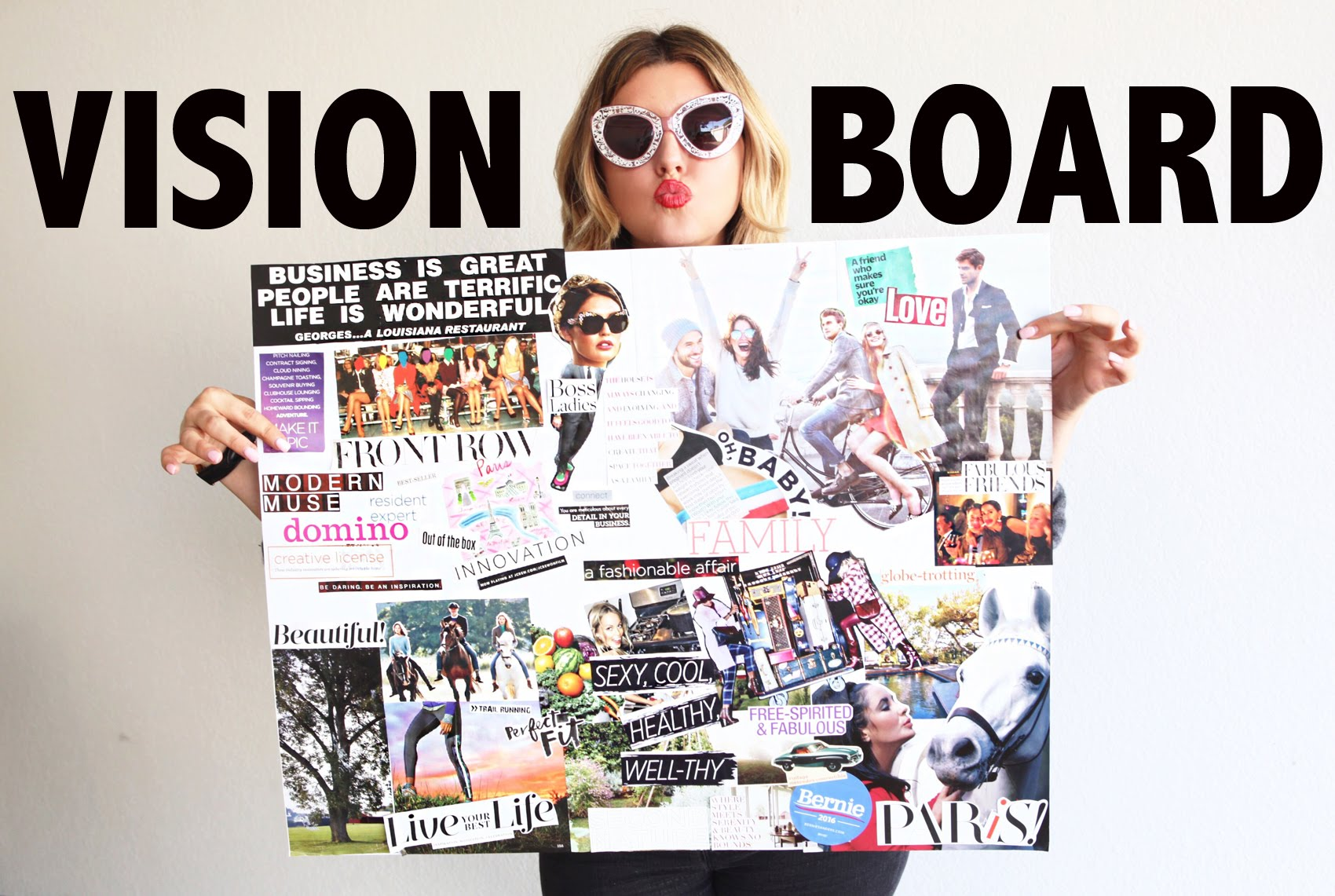 Create a Vision Board (Ages 16+)