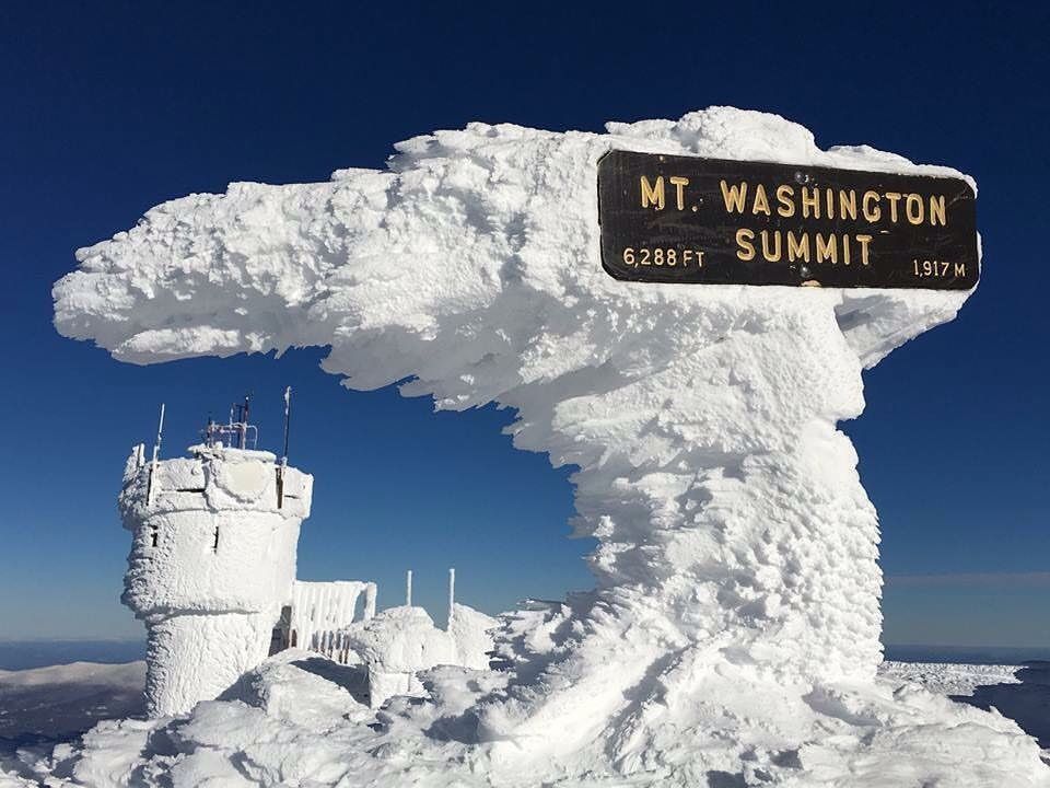 Mount Washington: Tales From the Home of the World's Worst Weather