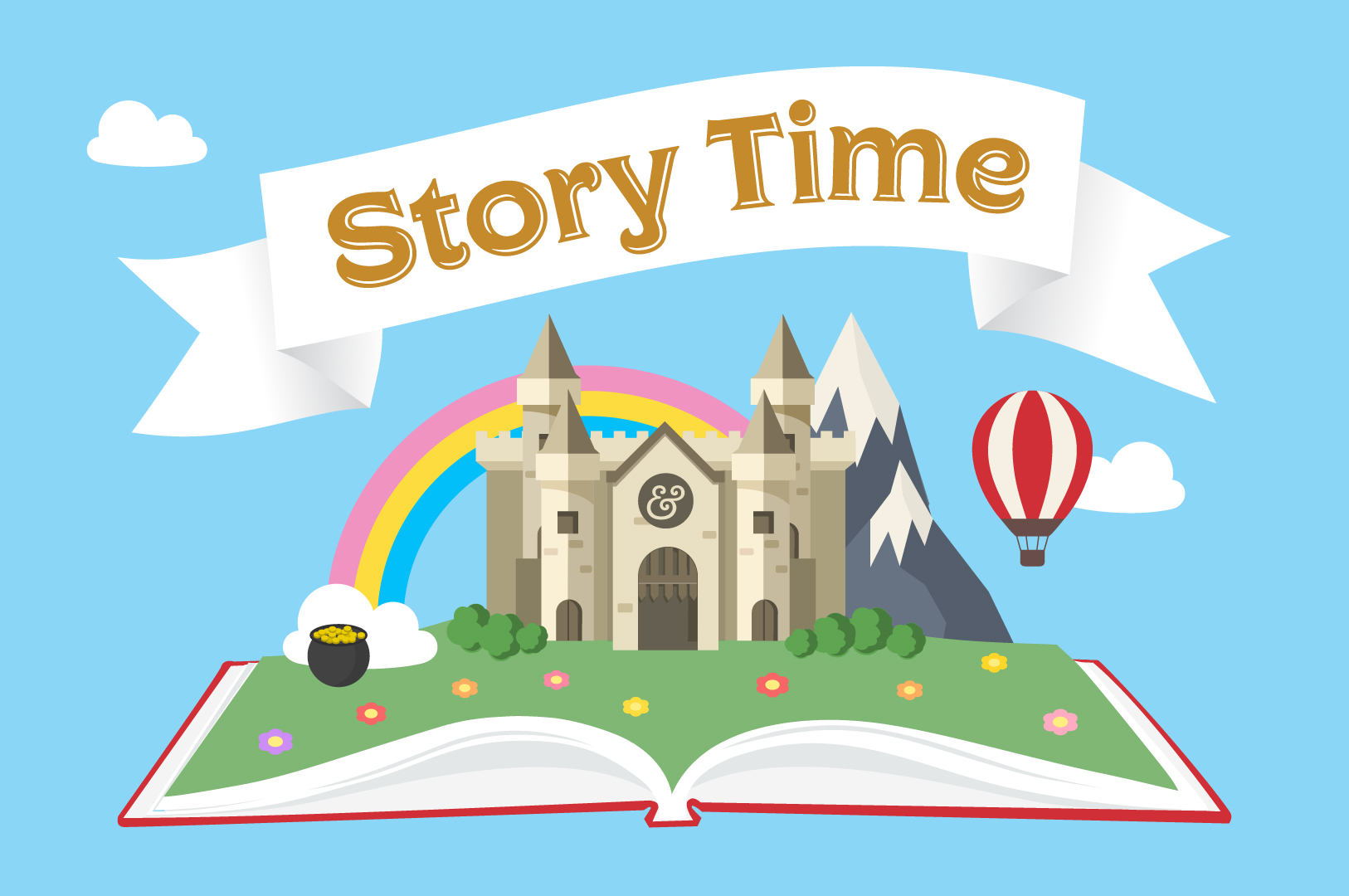 Baby & Toddler Storytime/Playgroup
