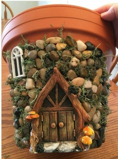 DIY Fairy Planter (Ages 16+)
