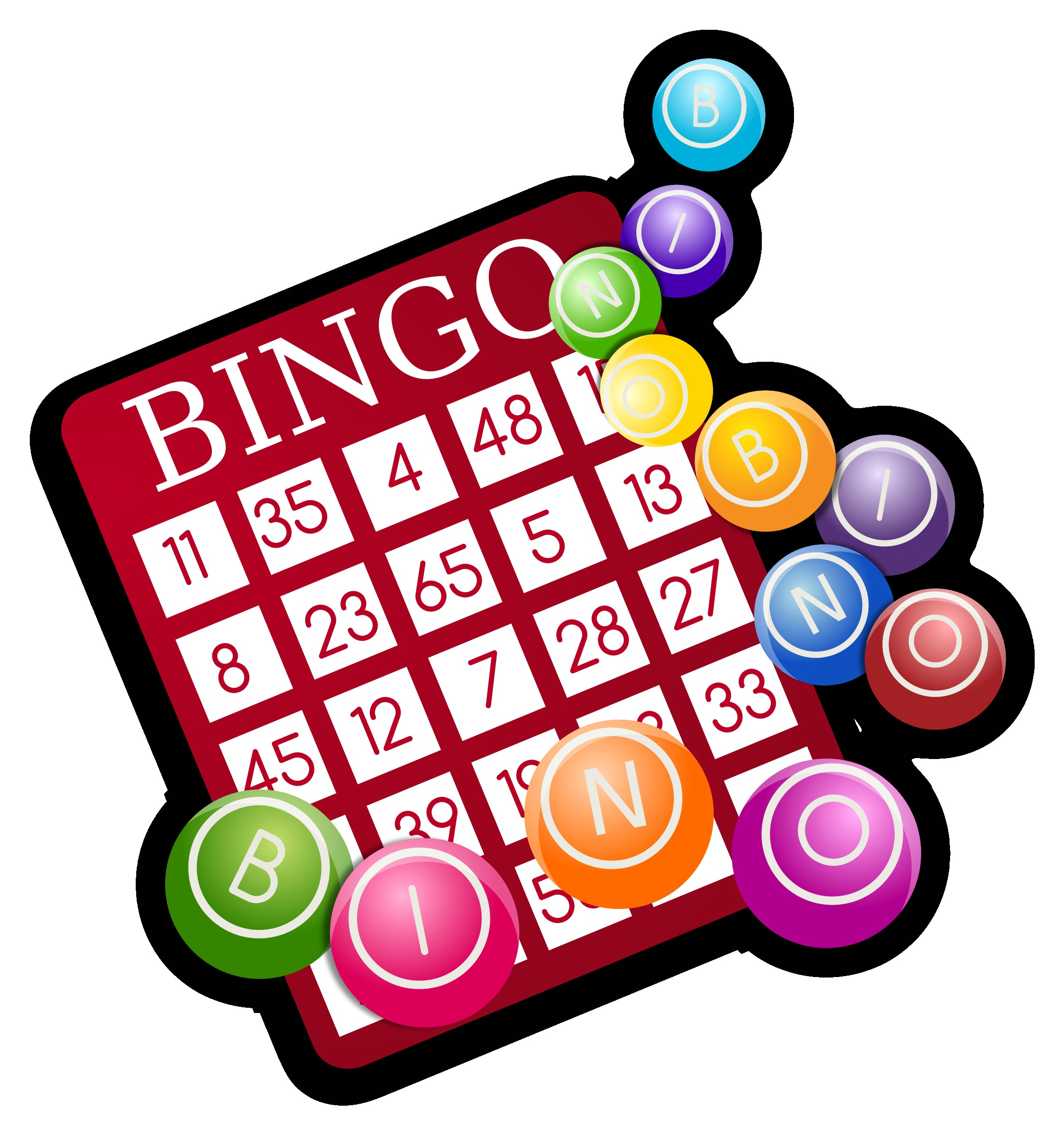 Kid's Bingo at the Library (Ages 7-13)