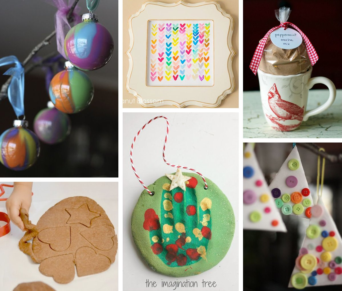 DIY Holiday Gifts (Ages 6-13)