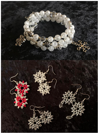 Winter Wonderland Jewelry with Deb Tumas