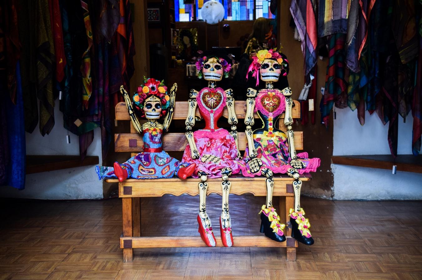 Teen/Tween DIY: Día de Muertos craft kit