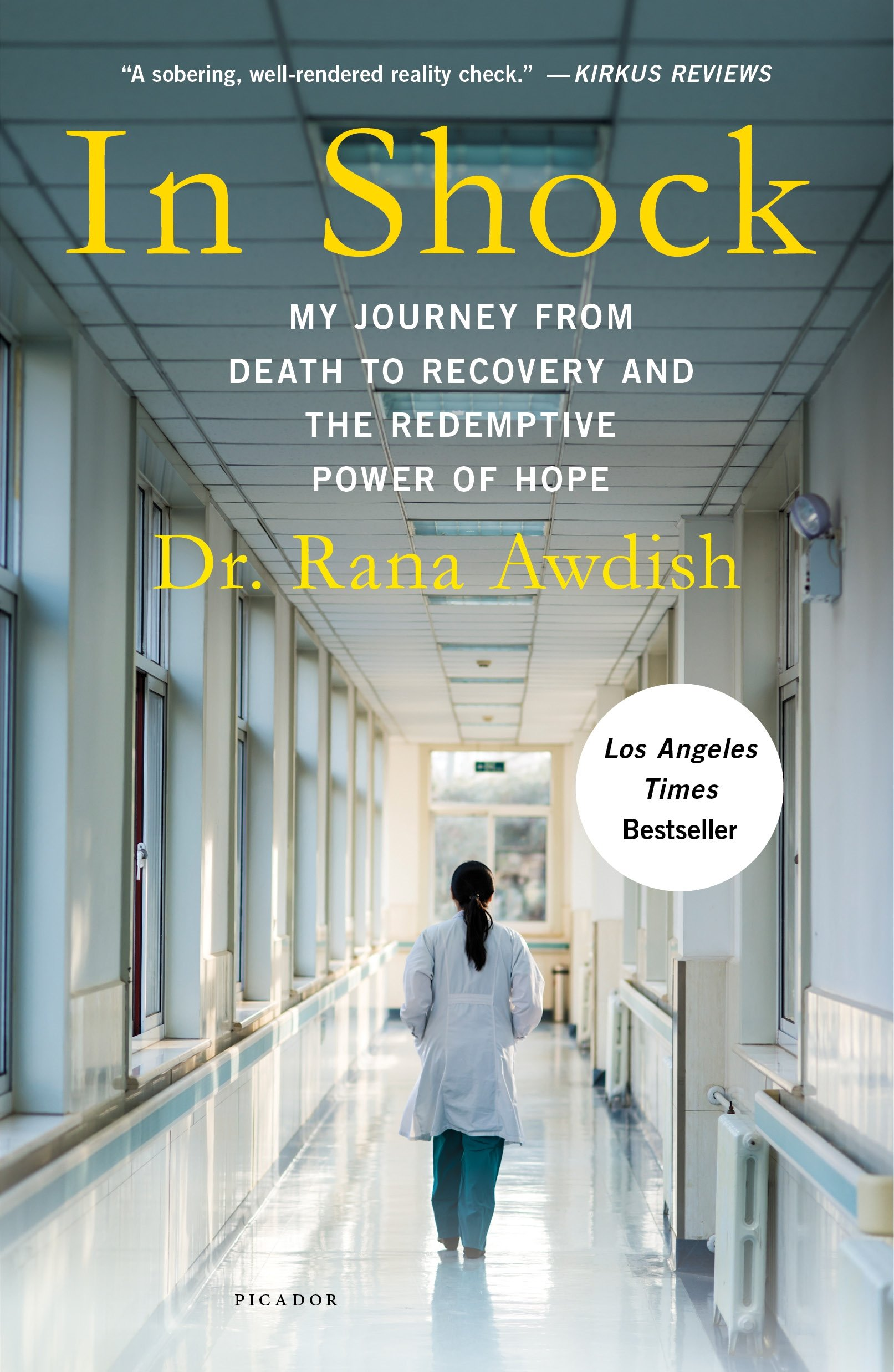 IHS Book Club Presents: In Shock by Dr. Rana Awdish