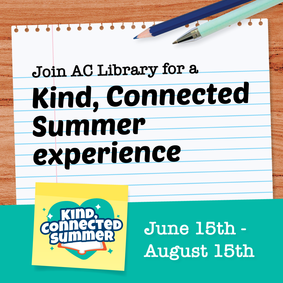Show & Tell: Kind, Connected Summer