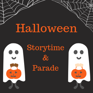 Halloween Storytime and Virtual Parade
